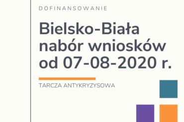 Bielsko-Biała nabór wniosków – tarcza antykryzysowa